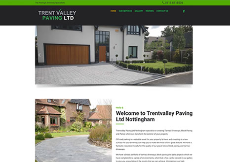 Trentvalley Paving