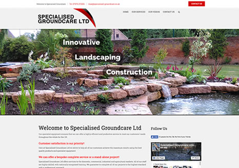 Specialised Groundcare