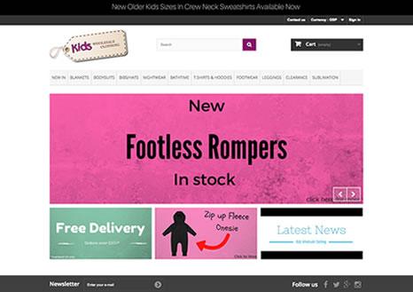 Kids Wholesale Clothing