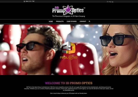 3D Promo Optics