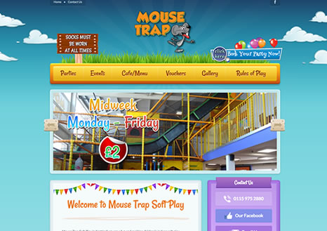 Mousetrap Softplay